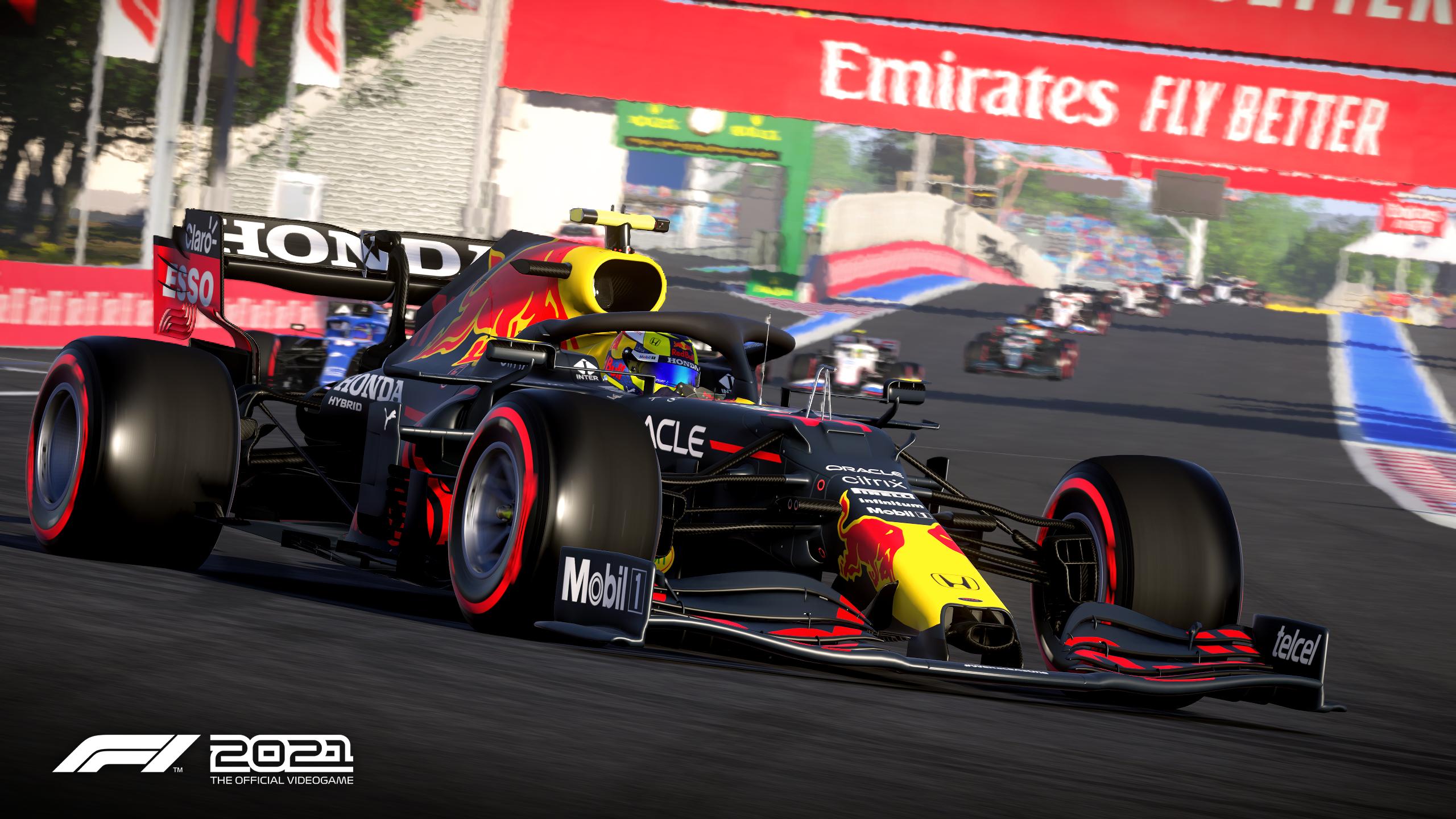 F1 2021 Features Trailer toont nieuwe carrièremodus