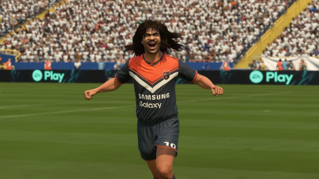 Team Gullit start FIFA 22-seizoen met shirtsponsor Samsung